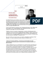 Entrevista [J P Feinmann]