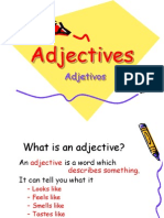 Adjectives 2