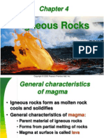 Ch 4-Igneous Rocks