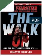 The Walk On (The Triple Threat, 1) By John Feinstein
