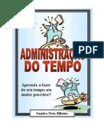 Administraç¦o do Tempo
