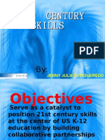 TWENTY FIRST CENTURY SKILLS (POWER POINT PRESENTATION)