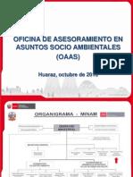 Oaas 2013- Presentación Oficial