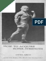 Arco - Super Strength