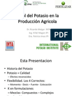 Melgar Magen Imas Rol Potasio en Produccion Agricola
