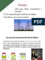 Clase 1.2- Energía