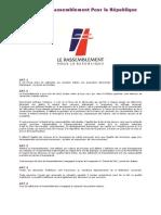 Statuts du Rassemblement Pour la République.pdf