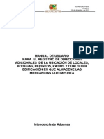 Manual Usuario Externo Registro Direcciones Adicionales Version 2 (1)