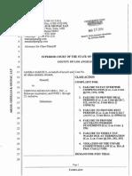 Class-action lawsuit against Chipotle