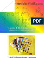 LEGO Minifigures Compedium First Edition