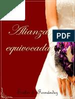 Alianza Equivocada (Spanish Edi - De Fernandez, Evelin