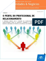 Varejo - Perfil Do Profissional de Relacionamento (Setembro 2011 - 02)