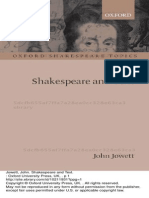 Shakespeare and Text 1 to 59