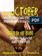 October 17 - Poster 2014 (English)