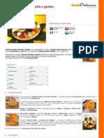 GZRic Melone Ripieno Di Frutta e Gelato