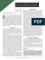 Artículo 3 - Fluor (Cury-Tenuta 2008)
