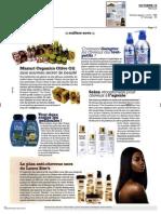 1010 Mela'Aura Hair Range - Miss Ebene Press Article FR
