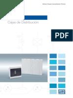 Cajas de Distribución QDW - Cat1032