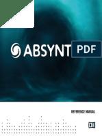 Absynth Manual