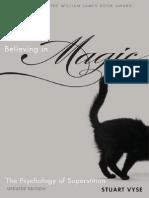 Belevieng in Magic - Stuart Vyse