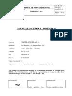 MANUAL DE  PROCEDIMIENTOS Modelo.pdf