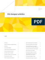 Studie Wie Designer Arbeiten