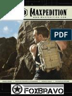 Catálogo Maxpedition 2014 - FoxBravo