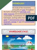Hydrology Cycle