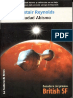 Ciudad Abismo - Alastair Reynolds