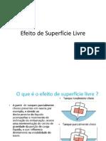 Efeito de Superficie Livre (1)