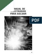 Manual de electrodos para soldar .pdf