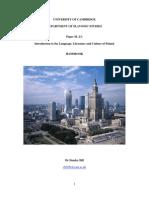 SL.13 Handbook