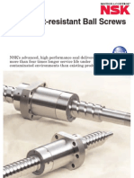 TNSK_CAT_E3233_High Dust-resistant Ball Screws V1 Series