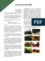 1 - Evolucion de Tractores - Motores