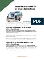 Bônus 03 - Como Montar Uma Assistência Técnica Em Eletrodomésticos