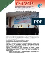 Acuerdos de la IV AND - 2014