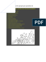 130586303 Apostila Ou Manual de Operacao Para Operadores de Retroescavadeira