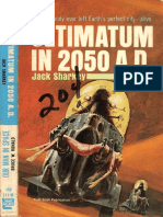 Ultimatum in 2050 AD (Ace M-117 - Jack Sharkey