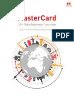Mastercard GDCI 2014