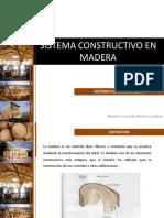 2 Sistema Constructivo en Madera
