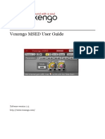 Voxengo MSED User Guide En