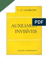 AUXILIARES INVISIVEIS - LEADBEATER