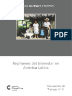 Juliana Martínez F- Régimenes de BE en AL