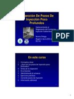 Inspeccion de Pozos de Inyeccion Poco Profundos[1]
