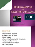 Business Analysis Basics