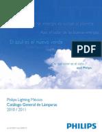 Catalogo Philips 2010
