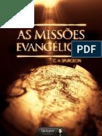 As Missões Evangélicas (Charles Haddon Spurgeon)
