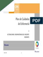 2. PLACE Alteraciones Resp Del Neonato