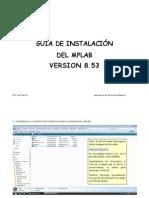Instalación MPLAB 8.56