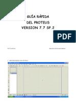 Guía Rápida Del Proteus 7.7